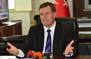 Arıklı: Erdoğan, kablo ile elektrik akımı taşıma...