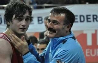 Avrupa şampiyonu eski milli boksör Resul Küçük,...