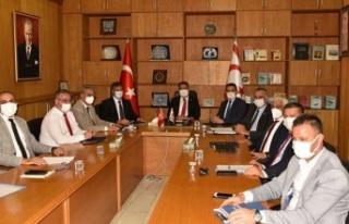 Belediyelerin Ve Sulama Birliklerinin Kıb-Tek'e...
