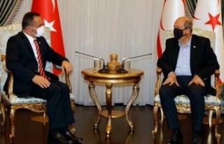 Cumhurbaşkanı Tatar, Okçular Vakfı Ve Beyoğlu...