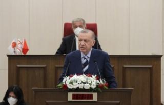 Erdaoğan: Toplantıya katılmayan milletvekillerine...