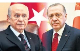Erdoğan ile Bahçeli, 19-20 Temmuz tarihlerinde KKTC'de...