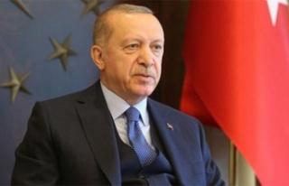 Erdoğan: KKTC'nin adını ve anayasasını değiştirmeyi...