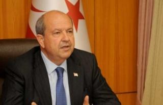 Ersin Tatar: Erdoğan'ın yapmış olduğu açıklamalar...