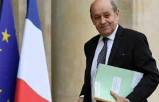 Fransa'dan Güney Kıbrıs'a destek