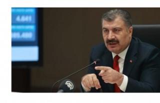 """""""Gaziantep ve Konya kırmızı kategoriden çıktı"""""""