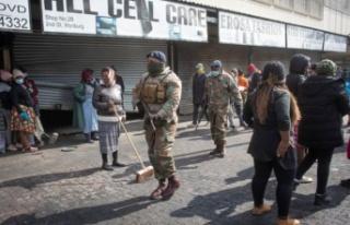 Güney Afrika'daki protestolarda can kaybı 276'ya...