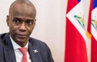 Haiti Devlet Başkanı Moise'nin, suikastla öldürülmeden...