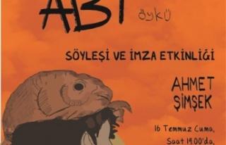 """""""HAMMURABİ"""" SÖYLEŞİ VE İMZA ETKİNLİĞİ..."""