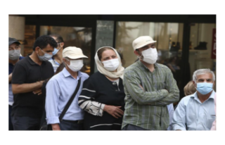 İran'da morglar cesetle doldu!
