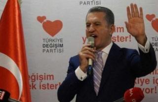 Mustafa Sarıgül kürsüde rahatsızlandı
