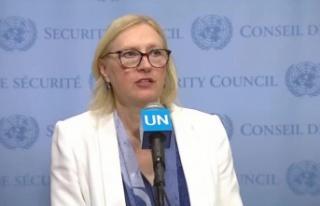 Spehar, Maraş ile ilgili BM Güvenlik Konseyi'nin...