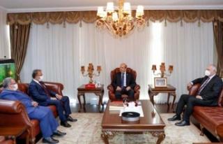 """Tatar: """"Yükseköğretim Sektörü Ekonomi Ve Tanıtım..."""