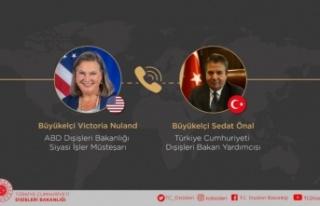"""Türkiye Cumhuriyeti Dışişleri: """"KKTC'ye desteğimiz,..."""