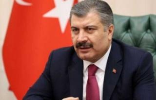 Türkiye'de 37 can kaybı, 5 bin 530 yeni vaka