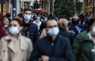 Türkiye'de bugün 6 bin 285 yeni vaka tespit...