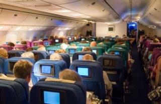 Araştırma: Uçak yolculuklarında Covid-19 bulaşma...