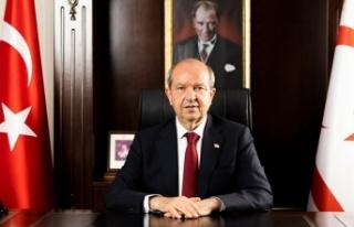 Cumhurbaşkanı Tatar yarın Türkiye'ye gidiyor