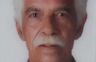 Gazeteci İsmet Özgüren'in babası Üstün Özgüren...
