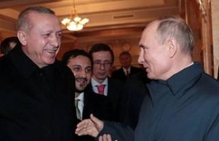 İki lider arasında güldüren diyalog
