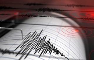 Meksika'da 7,1 büyüklüğünde deprem meydana...