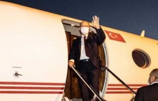 Tatar, 18 Eylül'de ABD'ye gidiyor!
