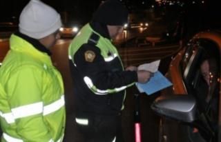 Gazimağusa Polisi, Trafik Ve Asayiş Denetlemesi...