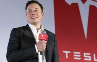 Musk'ın hayali: Mars'ta Tesla fabrikası...