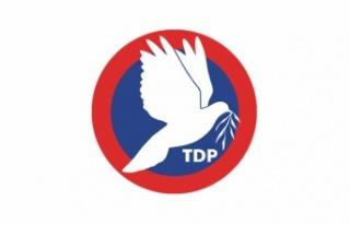 TDP'nin 7'nci olağanüstü kurultayı 16...