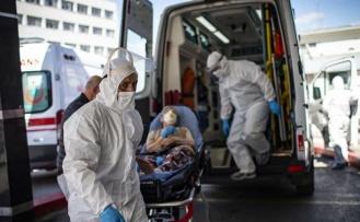 Türkiye'de 13 bin 604 yeni vaka; 282 ölüm!