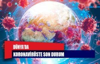 Dünya genelinde yeni tip koronavirüs vaka sayısı 11.5 milyonu aştı