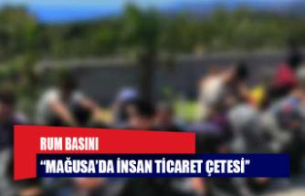 Rum Basını: Mağusa'da İnsan Ticareti Çetesi