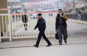 Irak'ta COVİD-19 nedeniyle bir günde 76 kişi hayatını kaybetti