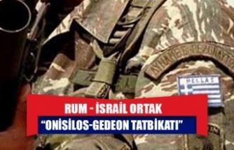 """""""Onisilos-Gedeon Tatbikatı"""" tamamlandı"""