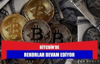 Bitcoin'de rekorlar devam ediyor