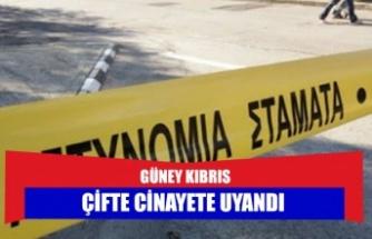 Güney Kıbrıs'ta bir adam karısını ve oğlunu öldürerek kayıplara karıştı