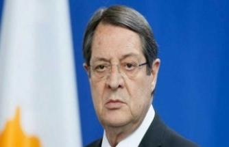 Anastasiadis Genel Sekreter Guterres'e Göndermek Üzere Mektup Hazırlyor