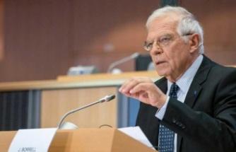 Borell'in  Antalya Diplomasi Forumu'na Katılması