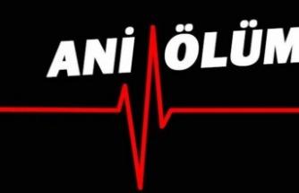 Gazimağusa'da ani ölüm