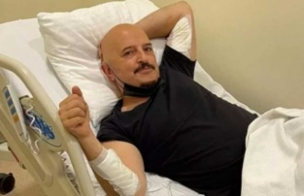 Yavuz Seçkin hastanelik oldu
