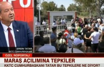 Tatar, CNN Türk yayınına katıldı