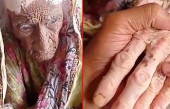 300 yaşında olduğu iddia edilen Pakistanlı kadının sosyal medyayı ikiye böldü