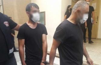 'Girdap' operasyonu zanlıları mahkemeye çıkarıldı