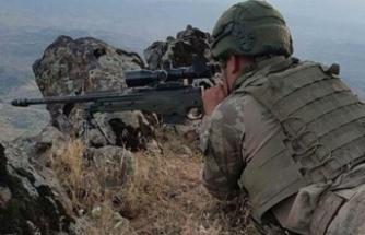 MSB: 6 PKK/YPG'li etkisiz hale getirildi