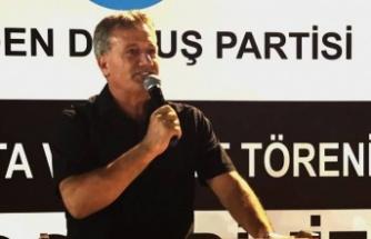 """Erhan Arıklı: """"YDP, KKTC'ye uygulanan ambargoları kaldıran parti olarak bilinecek"""""""