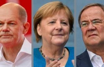 Almanya'da karar günü: Seçmenler sandık başında