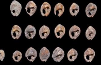Dünyanın en eski mücevheri bulundu: 150 bin yıllık