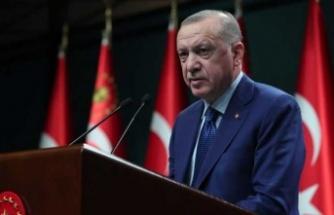 Erdoğan'dan TURKOVAC mesajı: Seri üretime geçireceğiz