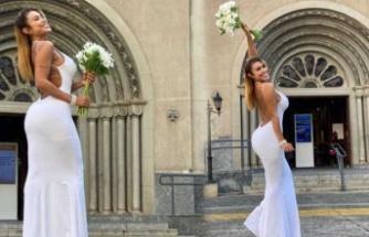 Erkeklerden bıktığı için kendisiyle evlenen Brezilyalı modelin reddettiği teklif herkesi şaşırttı