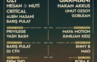 Girne'de Dev Müzik Festivali